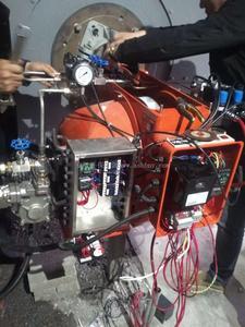 甲醇燃烧机装置