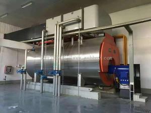 博瑞特六吨冷凝式蒸汽锅炉