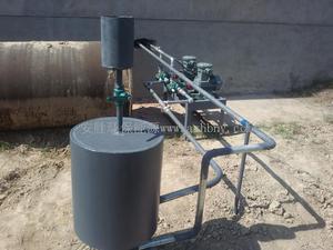 甲醇供油系统