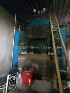 2吨燃煤锅炉改甲醇锅炉
